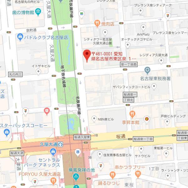 24/7ワークアウト名古屋久屋大通店