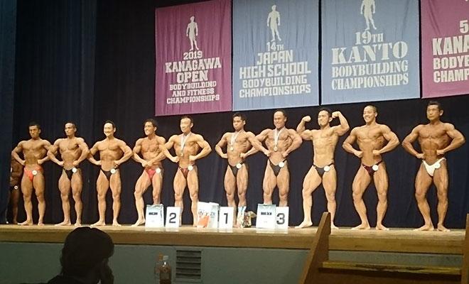 関東クラス別選手権 男子75kg以下級結果