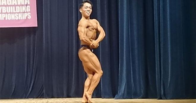 60kg以下級優勝 増渕選手